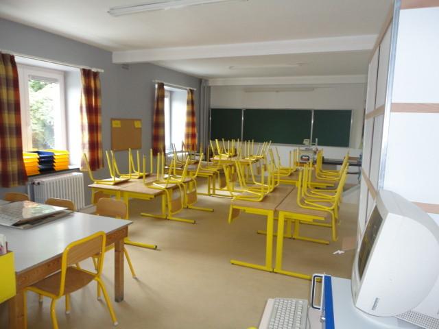 Classe de 5ème A - Madame Louis