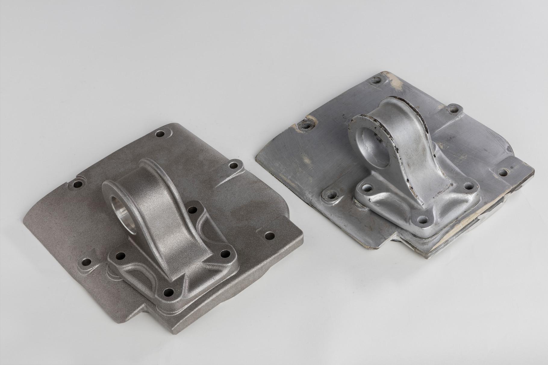 metalen en klant onderdelen oldtimer