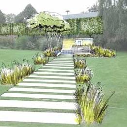 Hennings! Planung für Garten und Wege. Coypright Hennings! Gartenbau Vierhusen