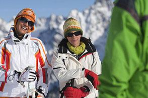 Privat Skikurse für Erwachsene