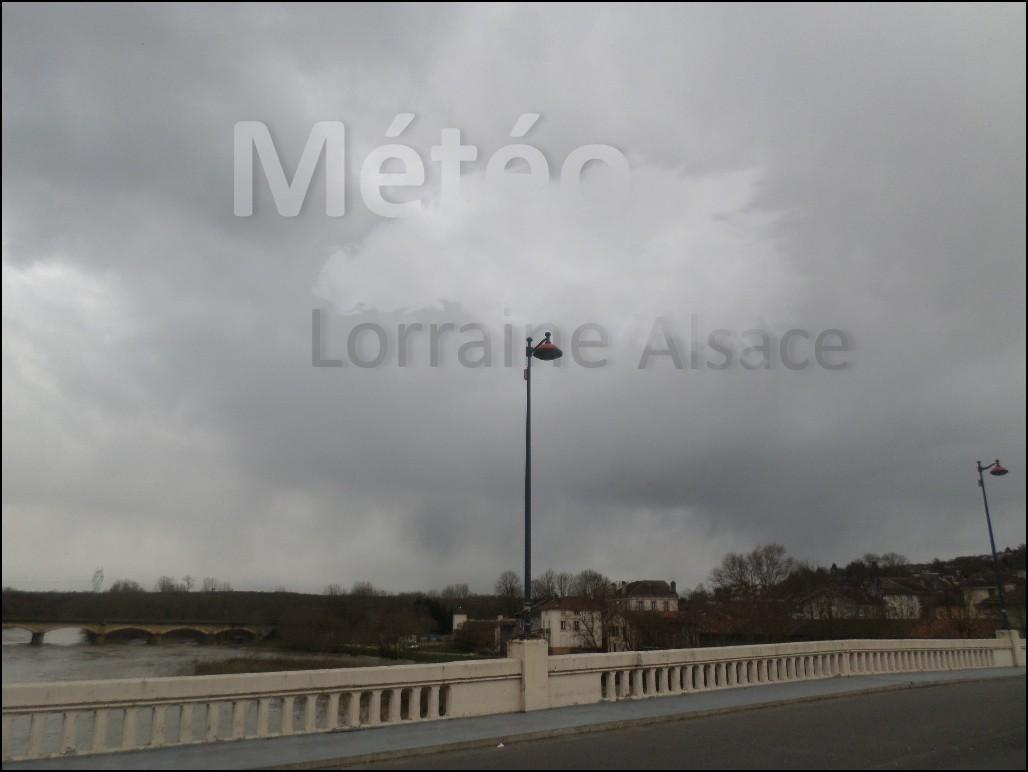Photo prise à Pont Saint Vincent (54) Samedi 5 Mars 2016