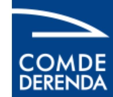 Comde Derenda Homepage