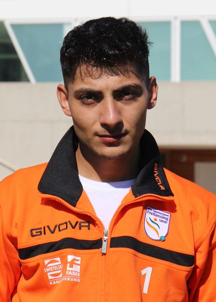Bashir Kerkor - Syrisch-Kurdisch