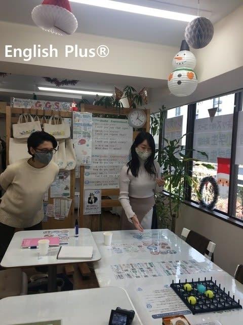 2020年最後のEnglish Plus英語学校内イベント ~ Christmas Weekを開催しました(日本語編)