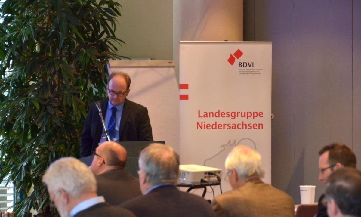 Tagung BDVI Niedersachsen in Verden