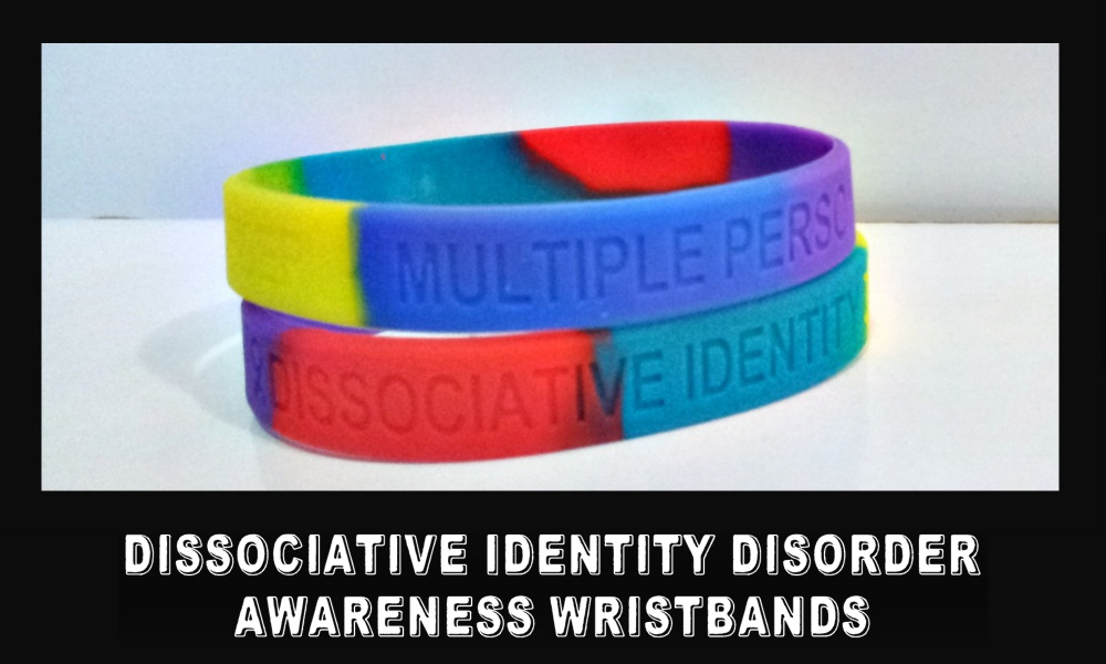 Dissociative Identity Disorder wristbands