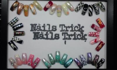 ネイルサロン NAILS TRICK