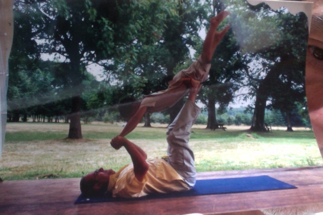 Yoga enfants 2010
