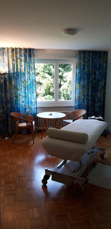 Praxis- und Behandlungsraum