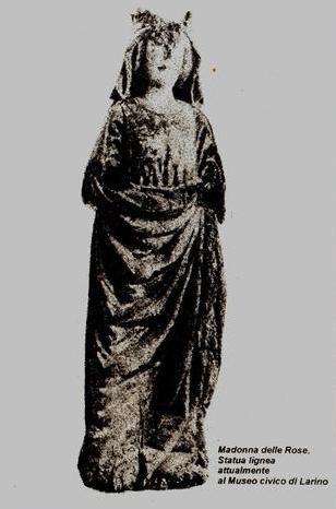 La Madonna delle Rose di Saccione