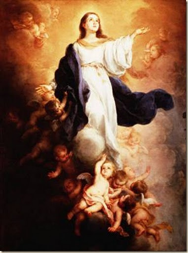 «La beatissima Vergine Maria nel primo istante della sua concezione, per una grazia ed un privilegio singolare di Dio onnipotente, in previsione dei meriti di Gesù Cristo Salvatore del genere umano, è stata preservata intatta da ogni macchia del peccato o