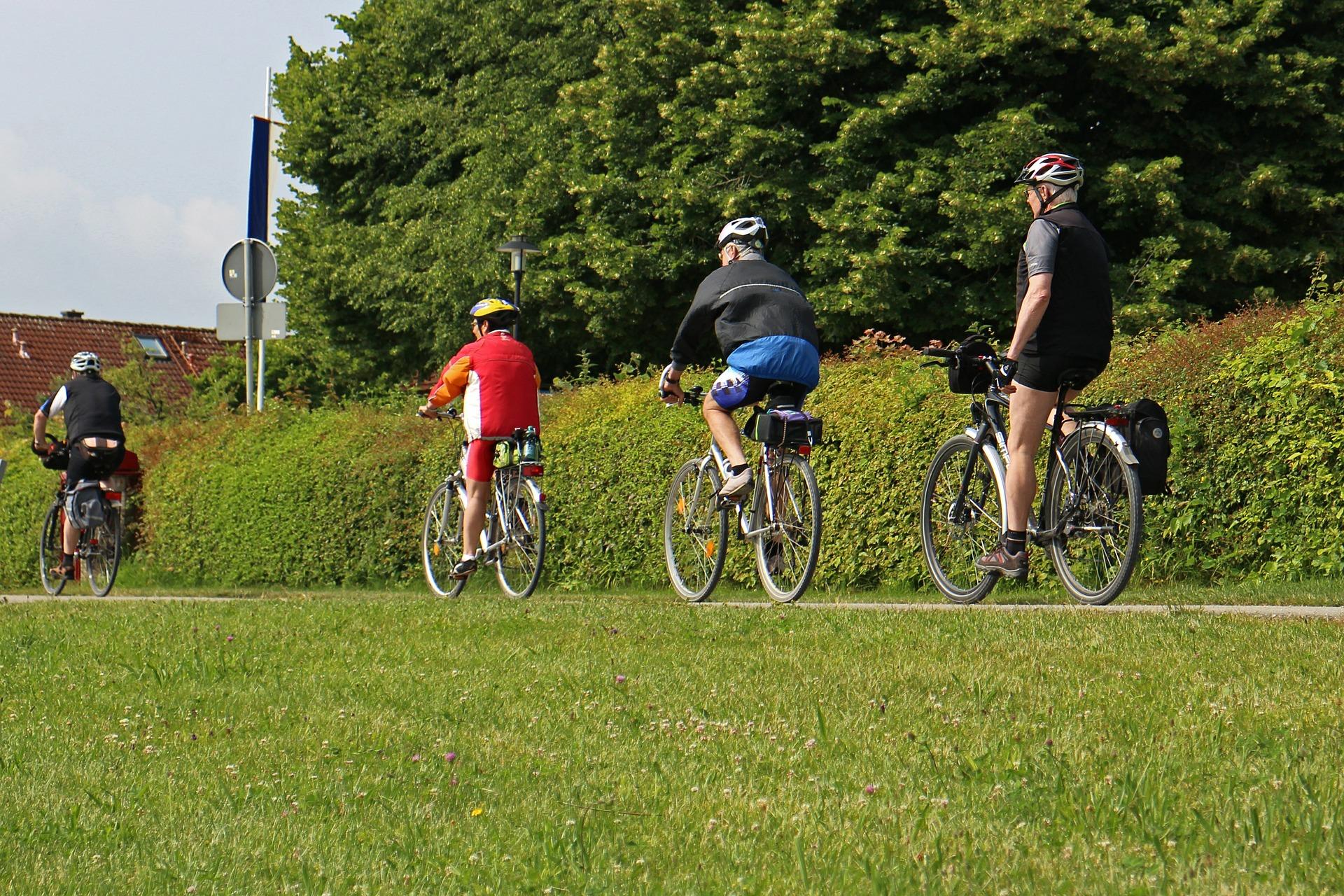 Balade cycliste