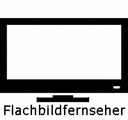 Flachbildfernseher, LCD, LED Hotel Krone Lindow bei Neuruppin, Rheinsberg, Oranienburg, Kremmen, Berlin