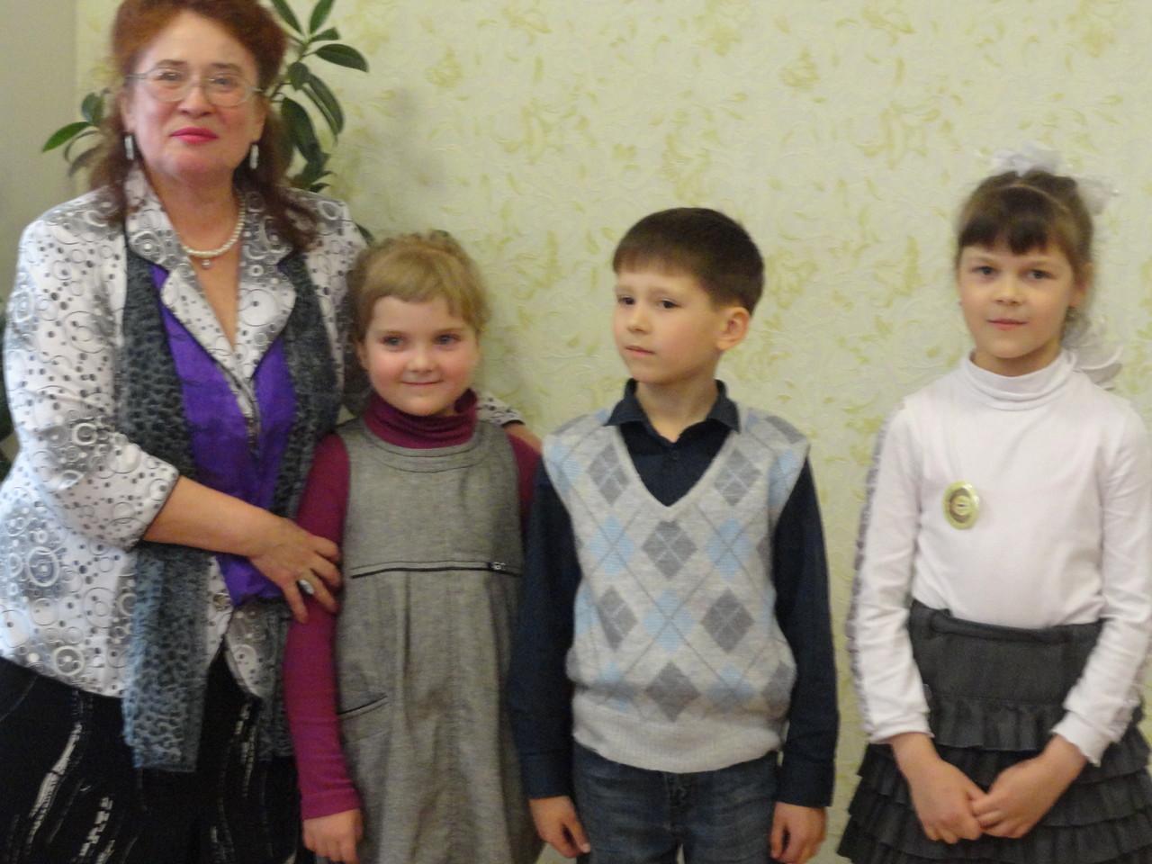 """Вера Андреева """"Наша модница"""""""