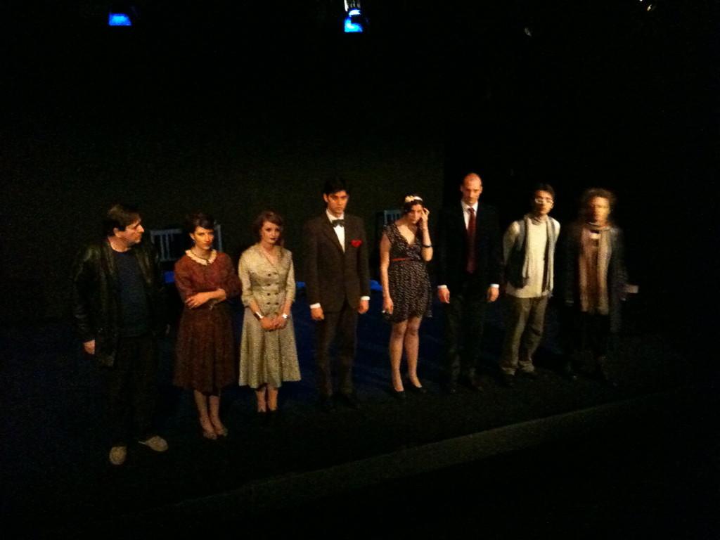 Febbraio 2011, EN PASSANT al Teatro Agorà