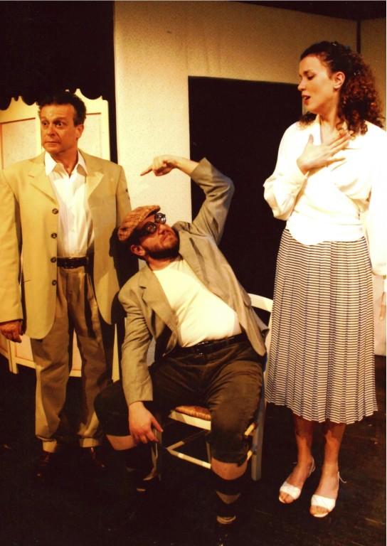 """Maggio 2006 - Teatro del PARCO TIBURTINO """"L'Impresario delle Smirne"""""""