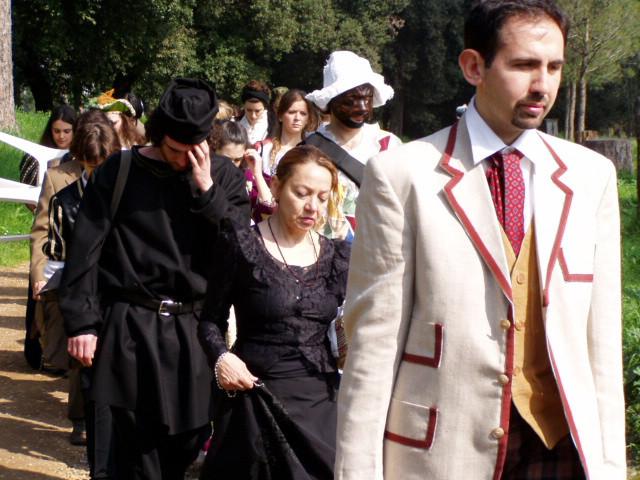 3-4 Aprile 2004 - ACTA GENERAL 2004 a Villa Doria Pamphili , Secondo Anno 2003-2004