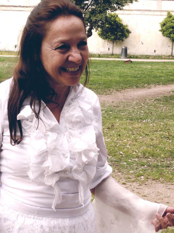 """ACTA GENERAL 2009 - Carla Aversa (Ospite) : """"Liubov"""" da IL GIARDINO DEI CILIEGI di Cechov"""