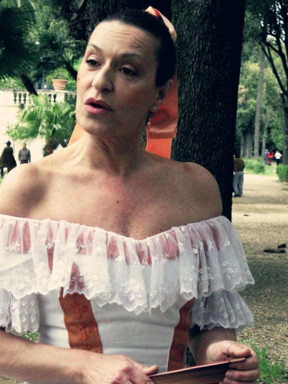 """ACTA GENERAL 2009 - Carla Cardarelli :""""M.me de Merteuil"""" da LE RELAZIONI PERICOLOSE di Laclos"""