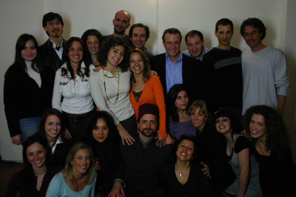 """Maggio 2006 - Foto di Gruppo """"L'Impresario delle Smirne"""""""
