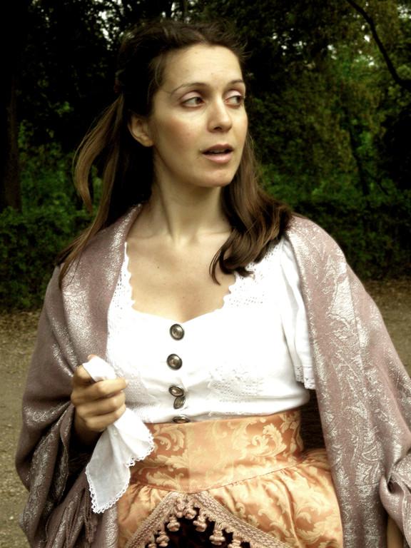 """ACTA GENERAL 2009 - Maria Luisa Mattia : """"Elmira"""" da TARTUFO di Moliere"""