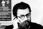 """Le """"Origini""""....Massimiliano Milesi nell'Ufficio di Ciak'84, la casa madre della """"Permis De Conduire"""", Ottobre 1989"""