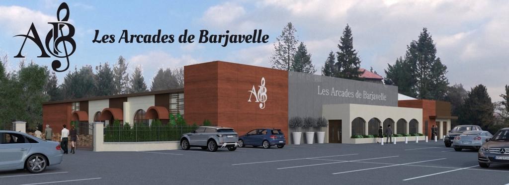 ARCADES DE BARJAVELLE - Un lieu pour faire la fete à COURPIERE