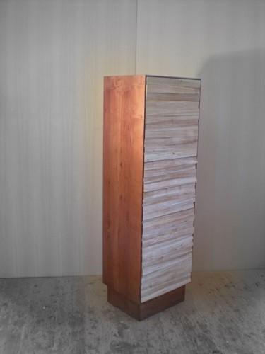 Highboard Spaltholz