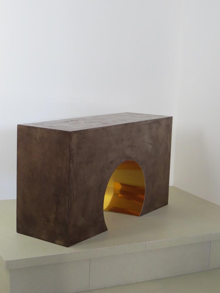 C-Säule Bronze