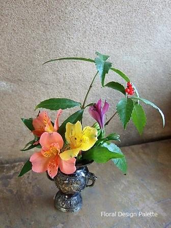 2018年 お正月のお花