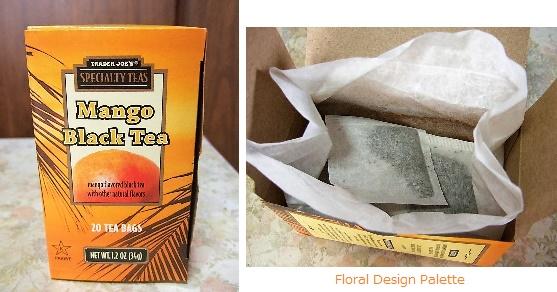 トレーダージョーズのマンゴー紅茶