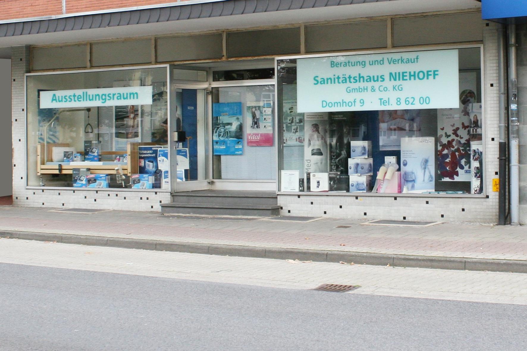 Sanitätshaus Niehoff, Ausstellung 5