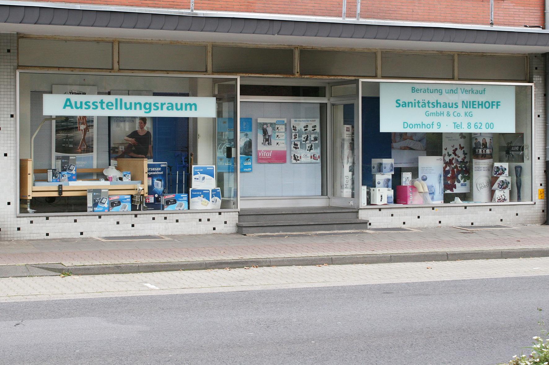 Sanitätshaus Niehoff, Ausstellung 2