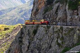 Le petit train d'Artouste - www.le-refuge-des-marmottes.com