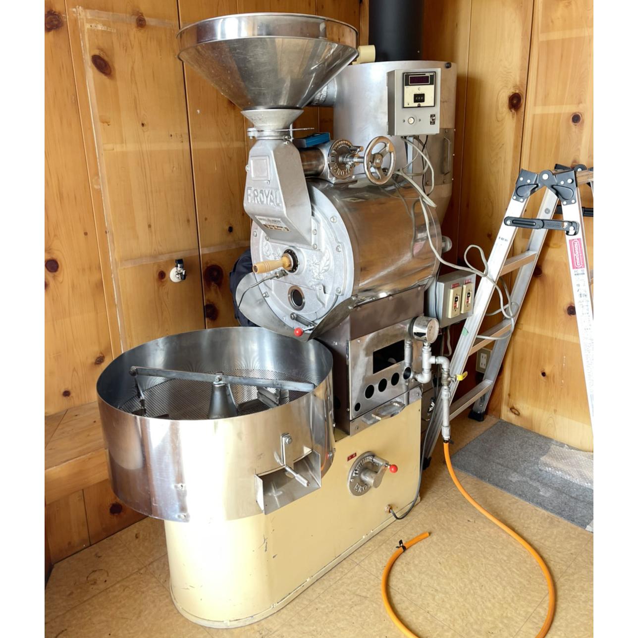 高知市「sommarlek coffee roaster」様