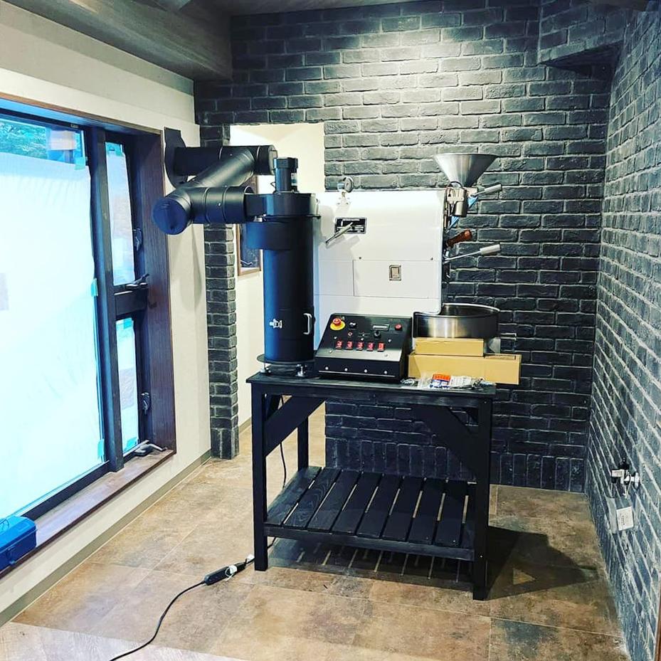 神奈川県川崎市にDIEDRICH設置させていただきました