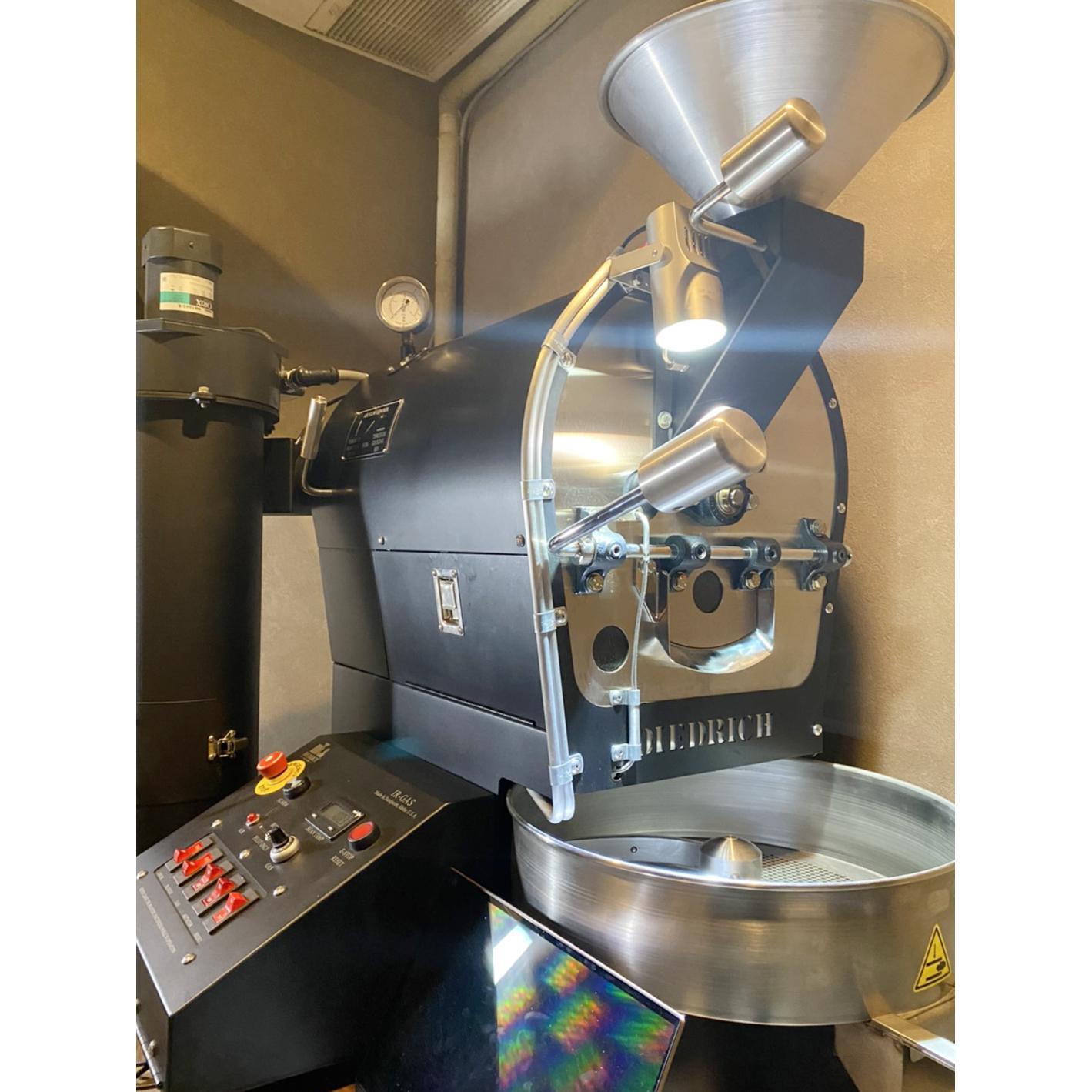 大阪市「Bar ISTA & ISTA Coffee Roastery」様