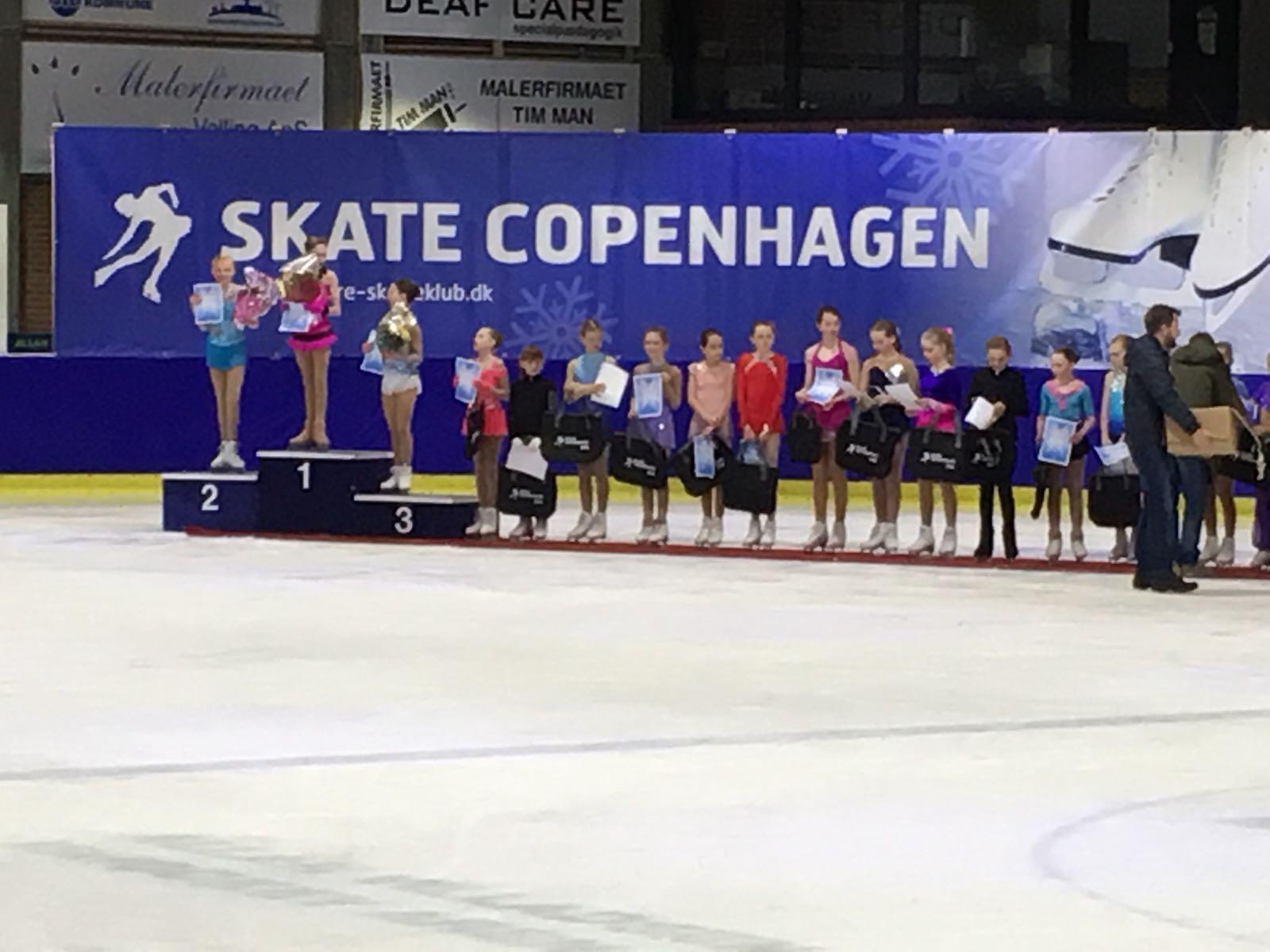 Skate Copenhagen 2018 3de plaats