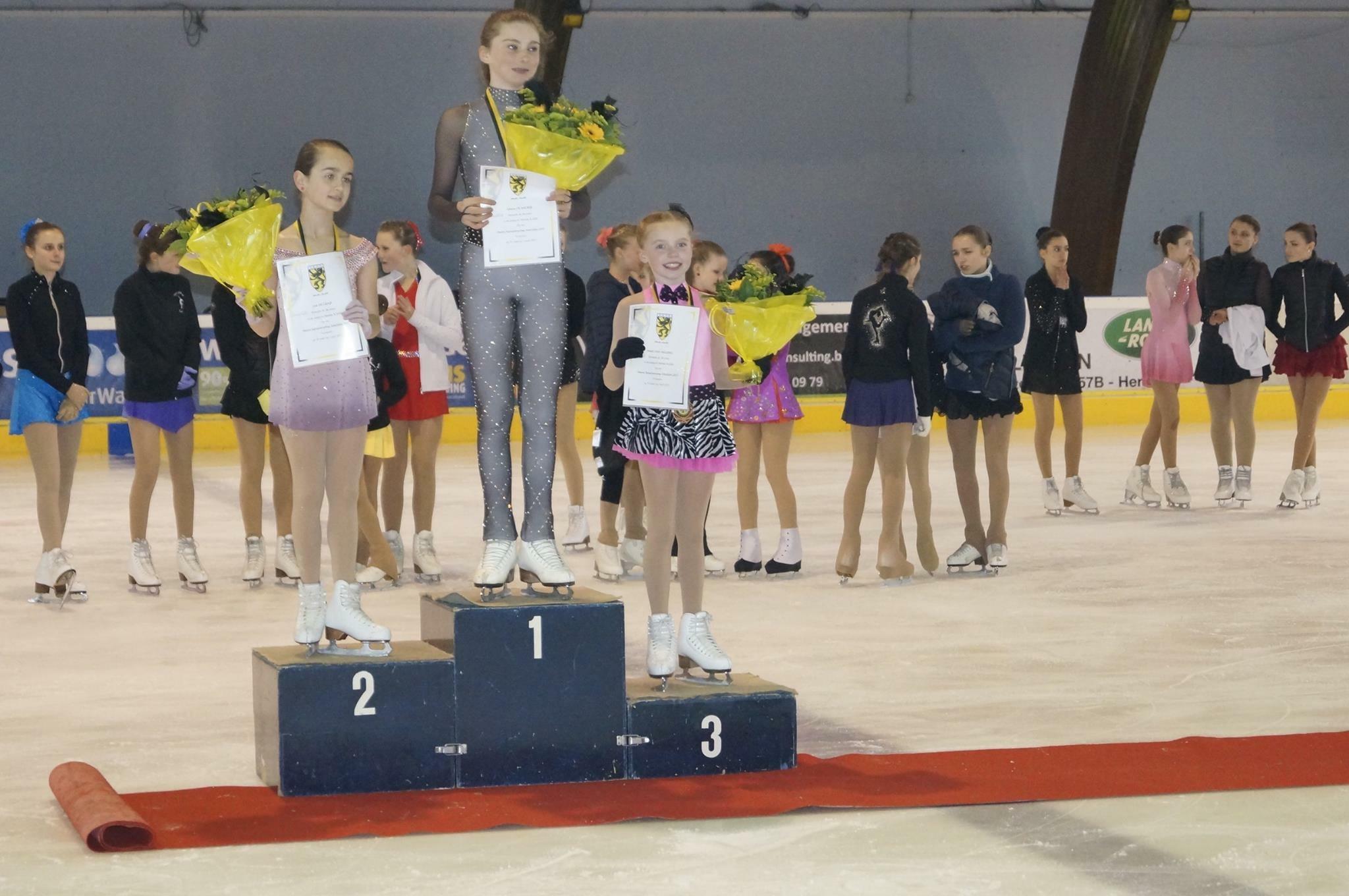 Vlaams Kampioenschap 2017 2de plaats A