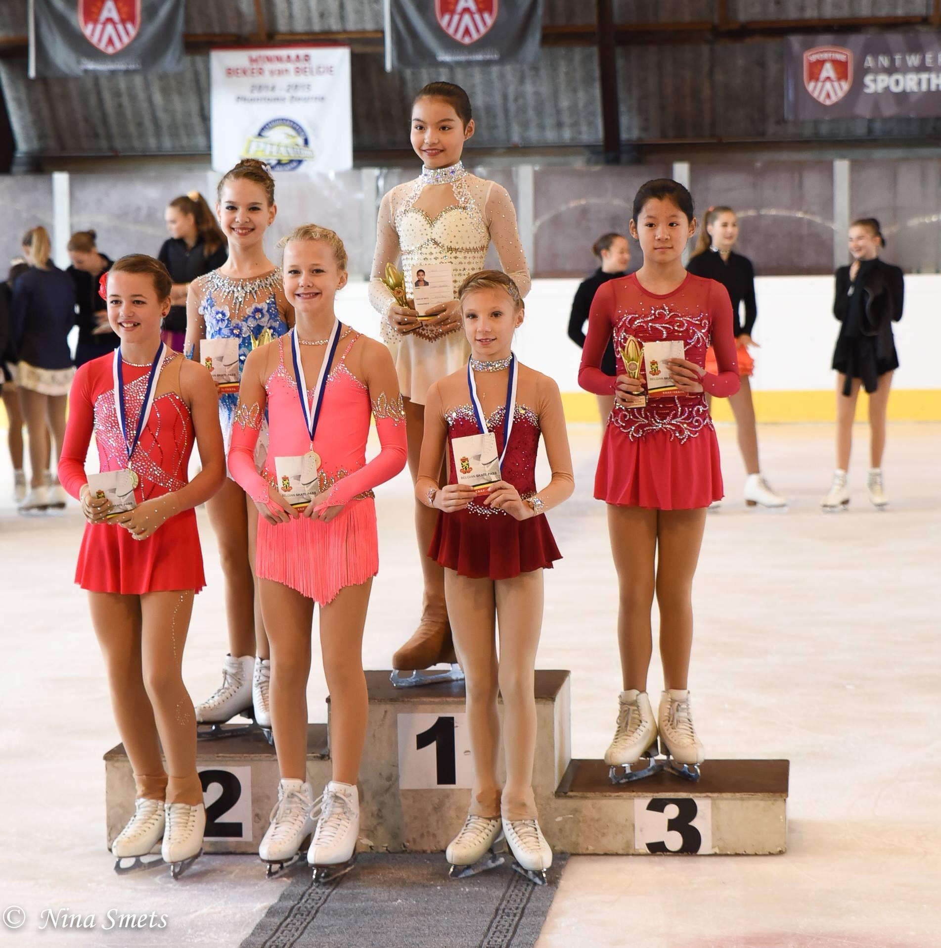 Rivierencup 2de plaats A 2017