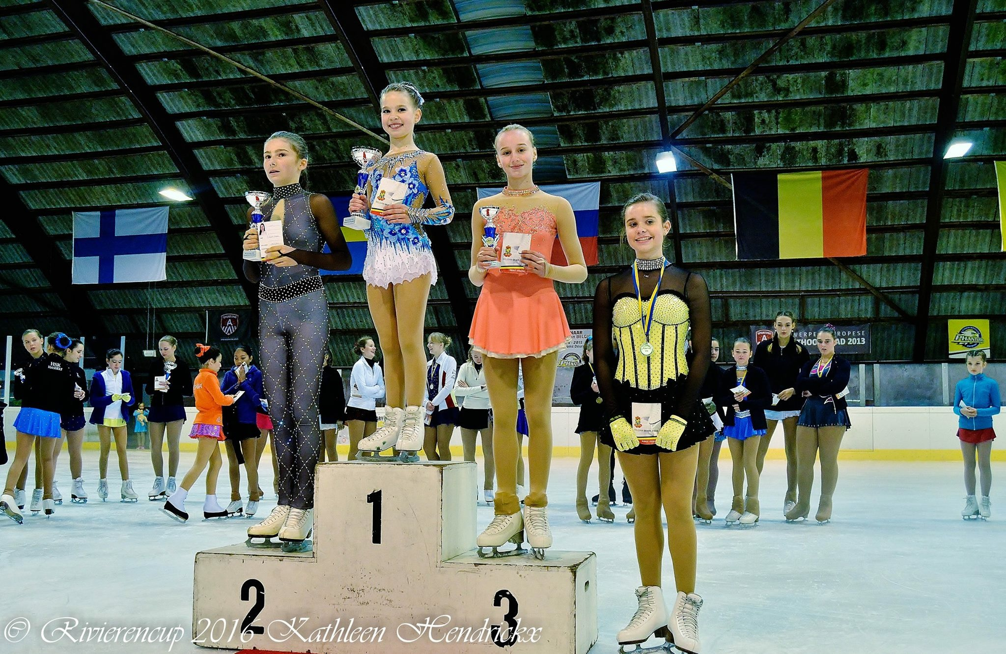 Rivierencup 1ste plaats B