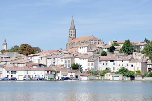 Le grand bassin de Castelnaudary