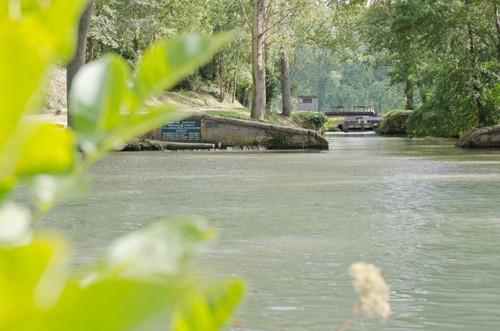 Le Bief du partage des eaux - Seuil de Naurouze