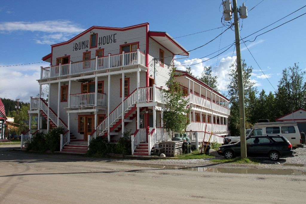 """Unser Hotel """"The Bunkhouse"""""""