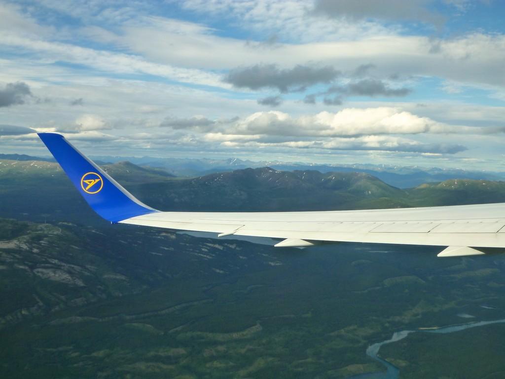 und auf das Yukon Territorium. Bis zum nächsten Mal.