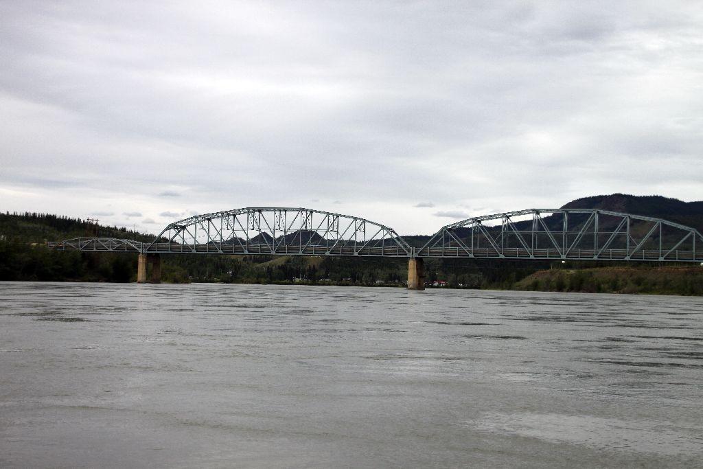 Brücke bei Carmacks