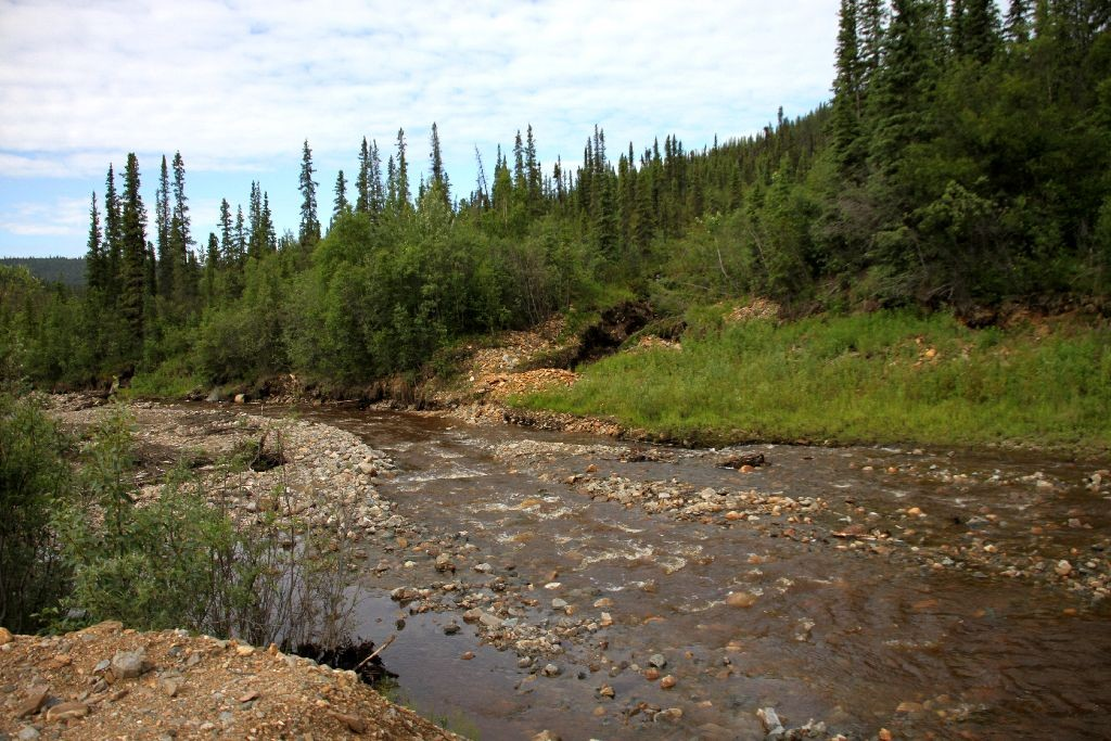 Jack Wade Creek