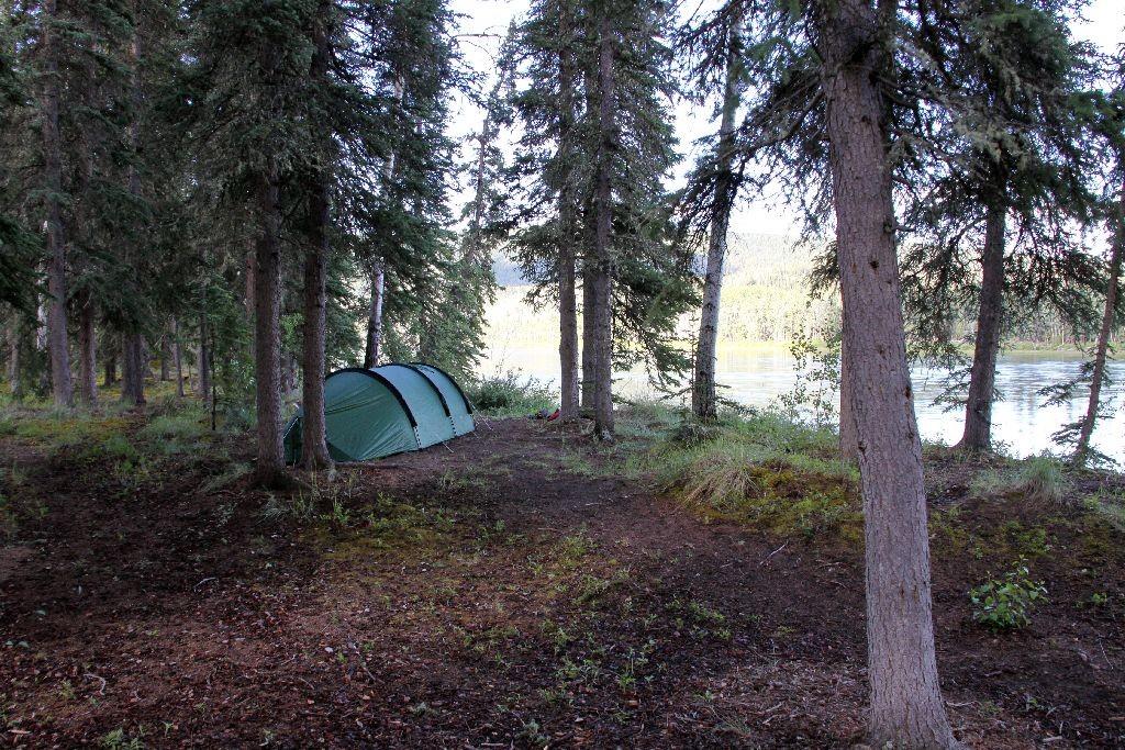 wirklich schönes Camp