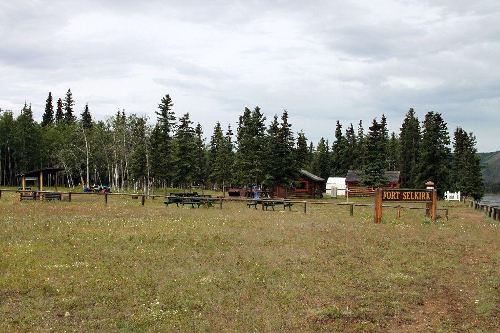 Hier kann man auch campen