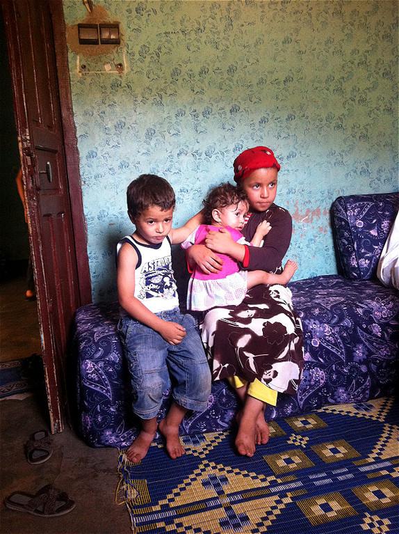 Gesichter Marokkos